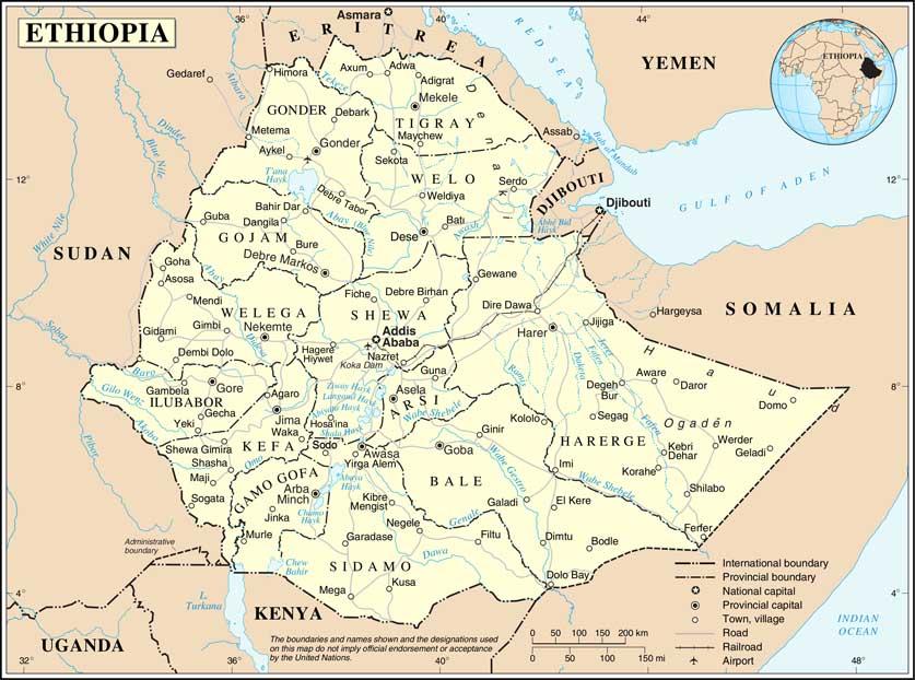 reisverhalen Ethiopie ongekend anders