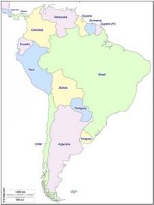 Reisverhalen uit Zuid-Amerika