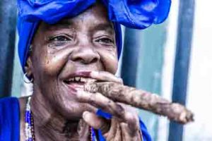 Cubaanse vrouw